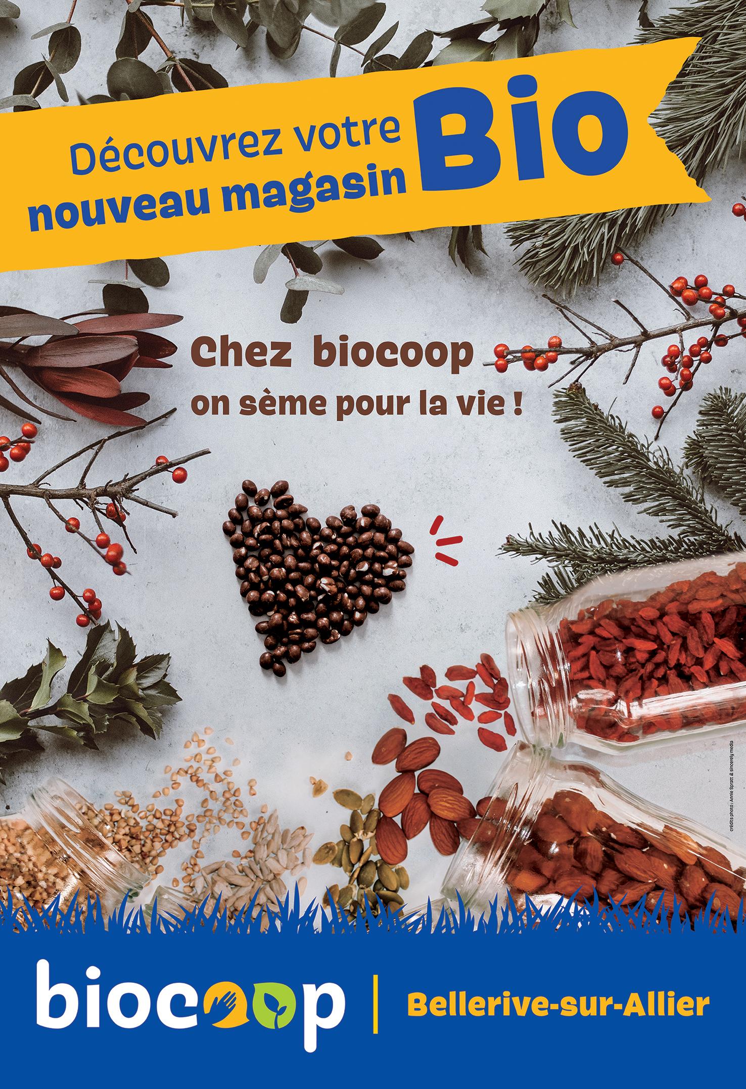 Biocoop La belle rive